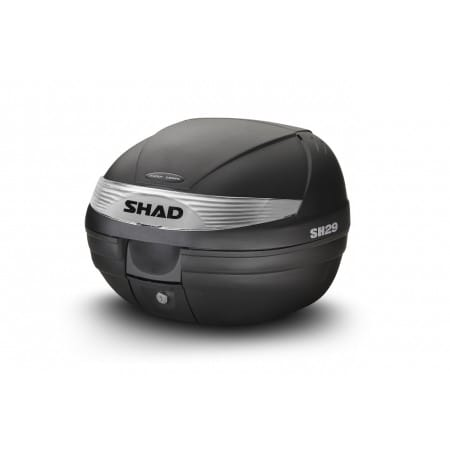 top case shad sh29 brut noir